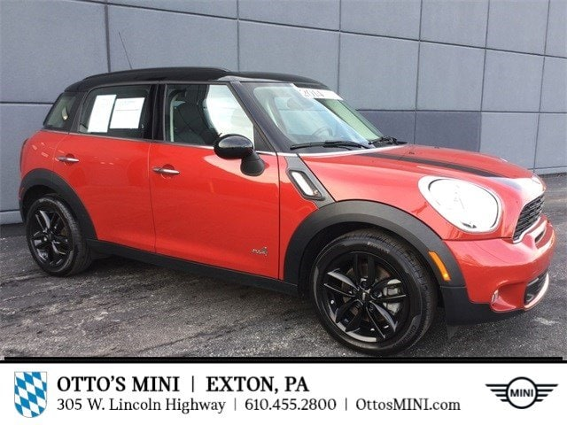Photo 2014 MINI Cooper S Countryman ALL4