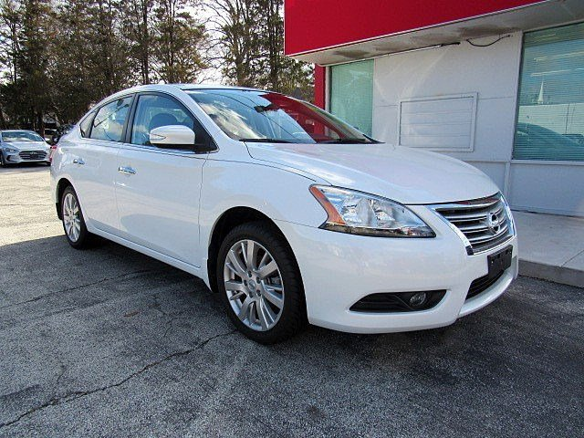 Photo 2014 Nissan Sentra SL Sedan