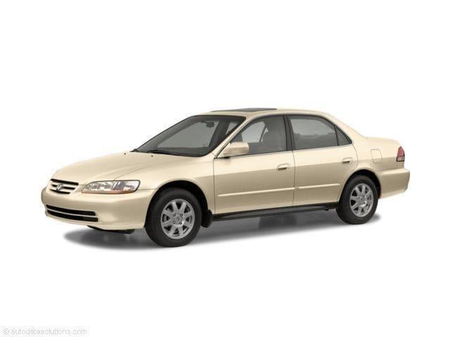 Photo Used 2002 Honda Accord 2.3 VP Sedan For Sale Austin TX