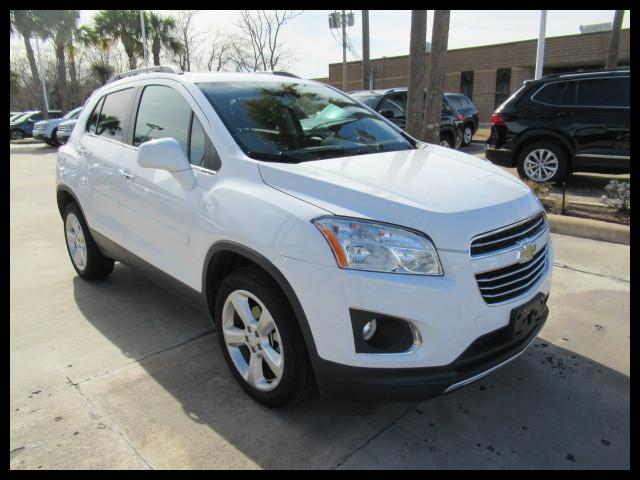 Photo Used 2015 Chevrolet Trax AWD LTZ in Houston, TX