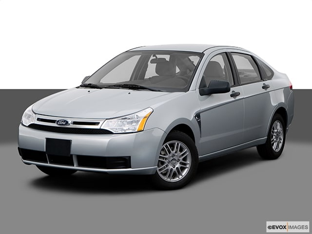 Photo Used 2008 Ford Focus SE Sedan Front-wheel Drive in Chicago, IL