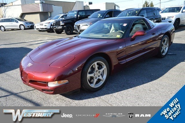 Photo Used 2003 Chevrolet Corvette Coupe Long Island, NY