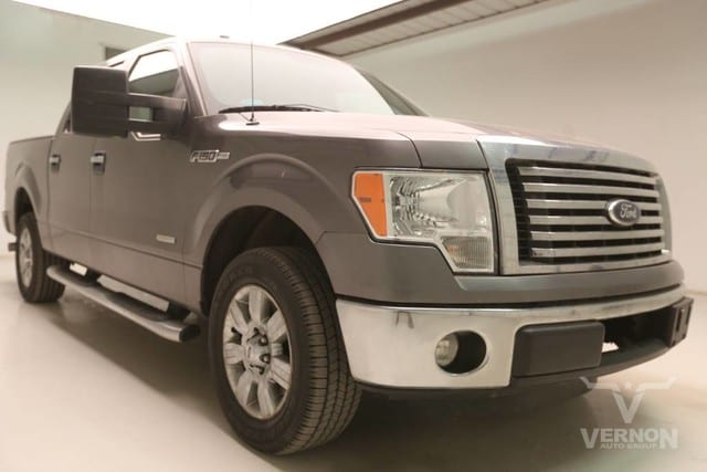 Photo Used 2012 Ford F-150 XLT Texas Edition Crew Cab 2WD in Vernon TX