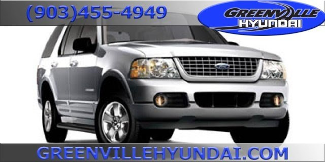 Photo Used 2005 Ford Explorer SUV for Sale in Greenville, TX