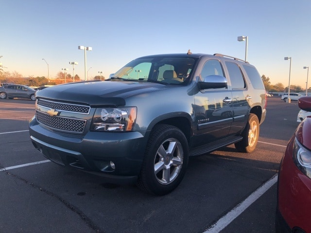 Photo Used 2008 Chevrolet Tahoe LTZ For Sale