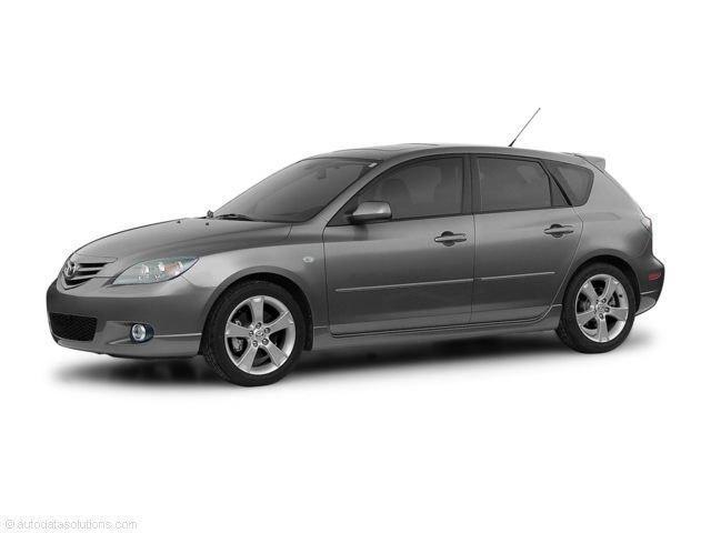 Photo 2006 Mazda Mazda3 s Hatchback 4 cyls