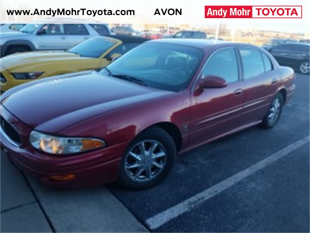 Photo Pre-Owned 2004 Buick LeSabre Limited FWD 4D Sedan