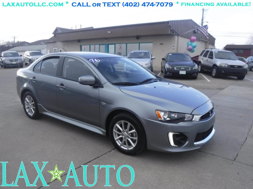 Photo 2016 Mitsubishi Lancer ES  Only 8,300 miles Like New
