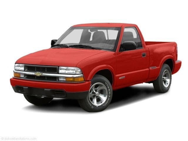Photo Used 2002 Chevrolet S-10 for Sale in Clearwater near Tampa, FL