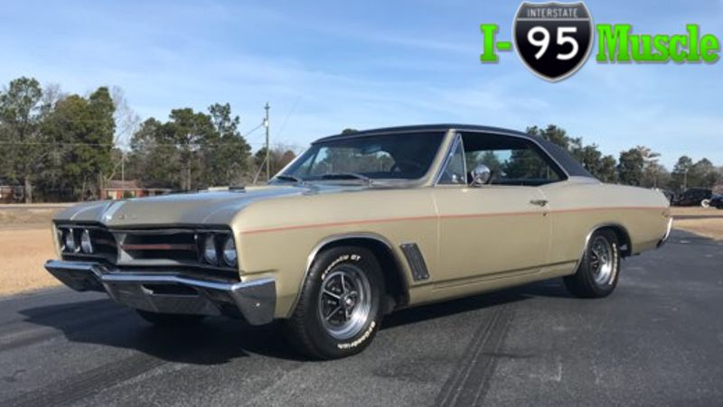 Photo Used 1967 Buick GS 400
