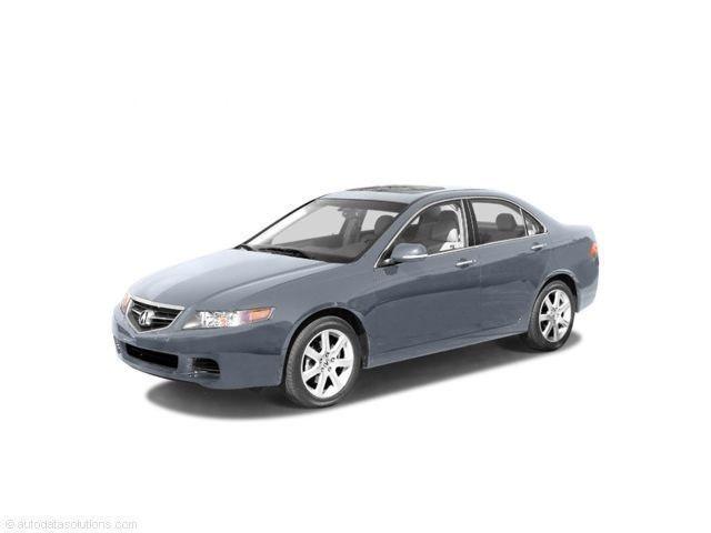 Photo 2005 Acura TSX Base wNavigation Sedan Front-wheel Drive