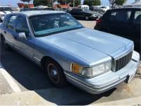 1991 Lincoln Towncar