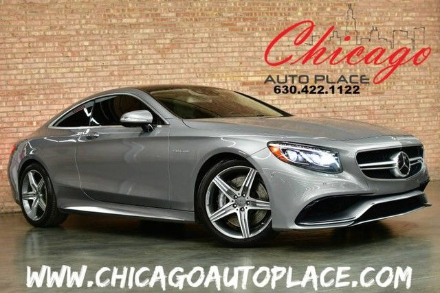 Photo 2015 Mercedes-Benz S-Class S 63 AMG - ORIGINAL MSRP 172,765 DRIVERS ASSIST PACKAGE DISTRONIC WARMTHCOMFORT PACKAGE MEDIA INTERFACE