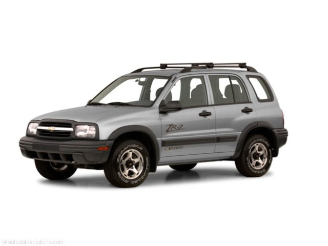 Photo 2001 Chevrolet Tracker Hard Top Base SUV for sale in Wentzville, MO