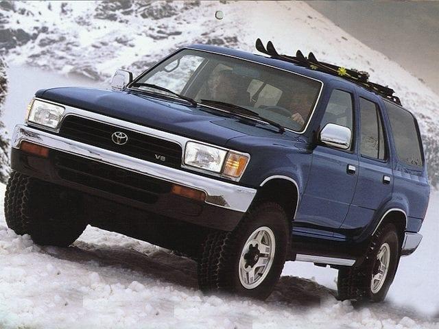 Photo Used 1994 Toyota 4Runner SR5 V6 3.0L SUV
