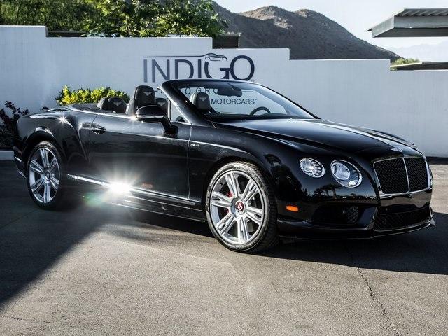 Photo 2015 Bentley Continental GT V8 S Convertible Convertible