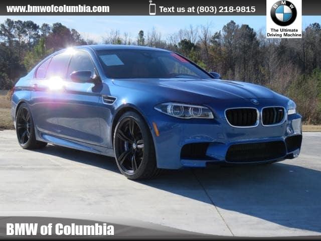 Photo 2015 BMW M5 Sedan Sedan Rear-wheel Drive