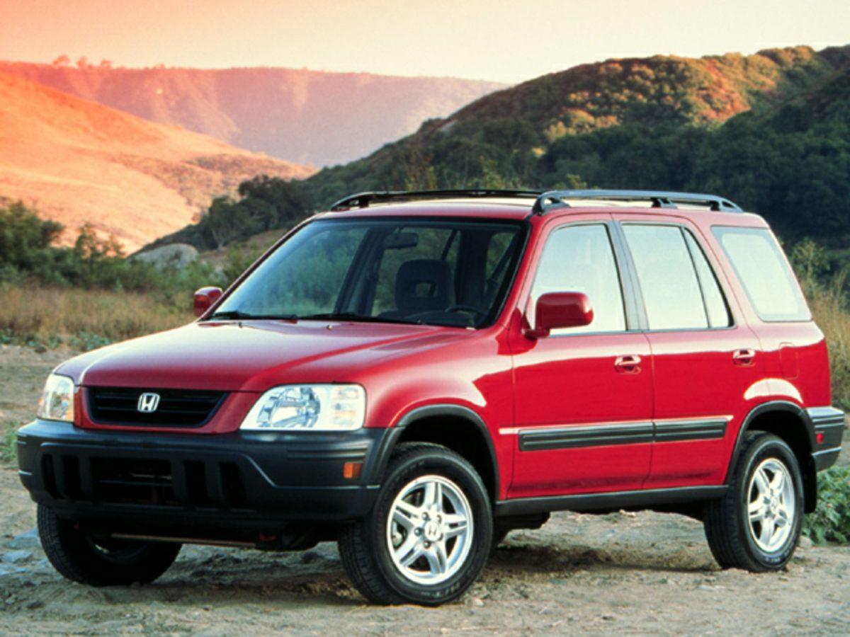 Photo 1999 Honda CR-V EX SUV for sale in Princeton, NJ