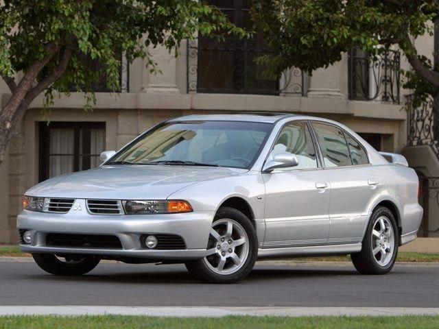 Photo 2003 Mitsubishi Galant ES Sedan