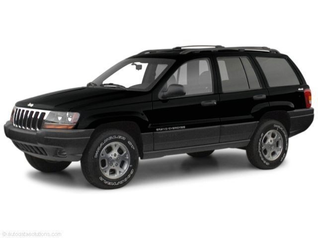 Photo Used 2000 Jeep Grand Cherokee For Sale  Jacksonville FL