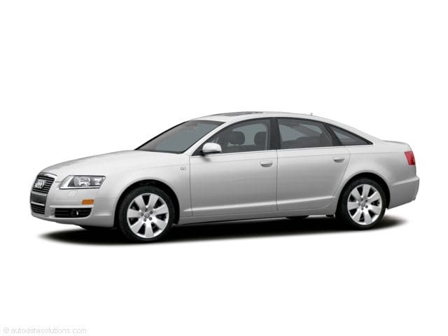 Photo Pre-Owned 2006 Audi A6 3.2 Sedan For Sale  Raleigh NC