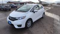 Certified Pre-Owned 2016 Honda Fit LX in Great Falls, MT