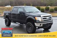 2014 Ford F-150 !Lifted LOW Mileage 4X4 V8! Truck SuperCrew Cab V-8 cyl