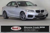 Certified Used 2015 BMW M235 Coupe near San Jose