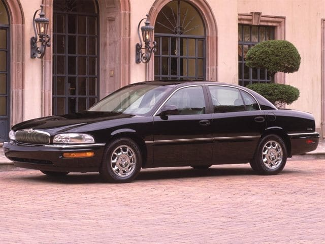 Photo Used 2002 Buick Park Avenue 4dr Sdn For Sale Streamwood, IL
