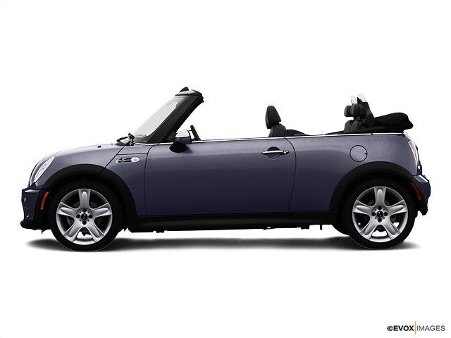 Photo 2007 MINI Cooper Convertible S Convertible Front-wheel Drive