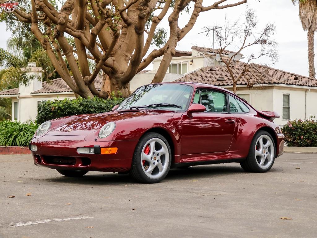 Photo 1996 Porsche 993 Turbo
