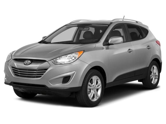 Photo Certified Pre-Owned 2014 Hyundai Tucson GLS SUV For Sale Leesburg, FL
