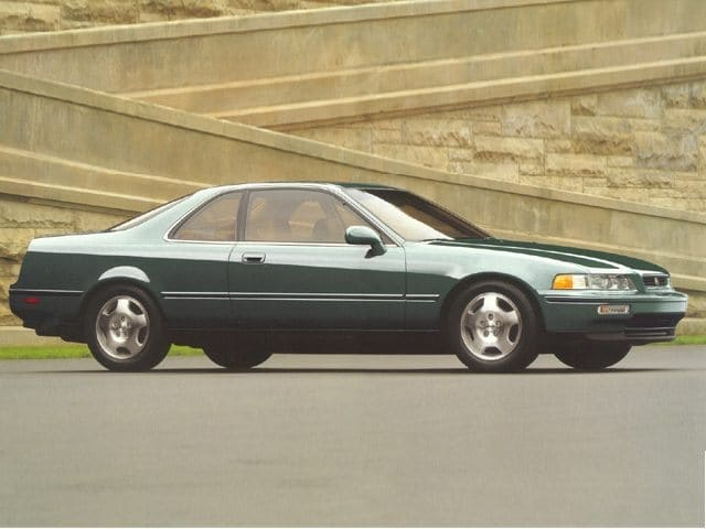 Photo 1994 Acura Legend 2dr Coupe L Auto