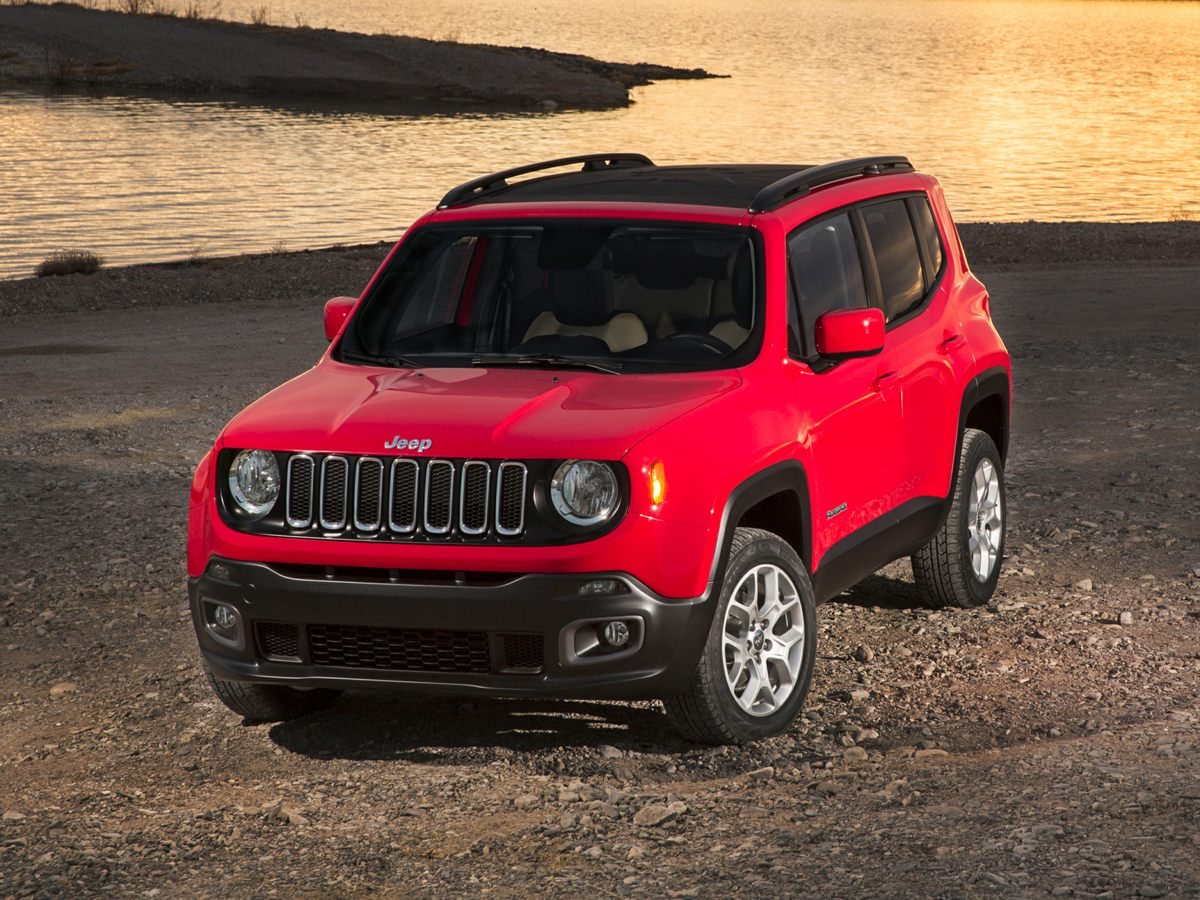 Photo 2016 Jeep Renegade Limited SUV in Stroudsburg  Serving Newton NJ