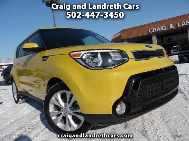 Photo 2016 Kia Soul  wSignature 2.0 Special Edition