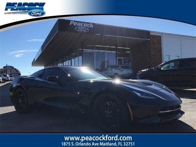 Photo 2014 Chevrolet Corvette Stingray Z51 Coupe  Orlando