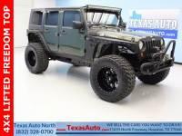 2007 Jeep Wrangler Unlimited Rubicon 4x4