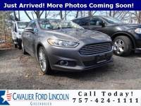 2014 Ford Fusion SE Sedan I4 16V GDI DOHC Turbo