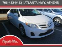 Certified Pre-Owned 2012 Toyota Corolla LE FWD 4D Sedan