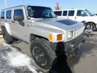 PRE-OWNED 2007 HUMMER H3 BASE 4WD