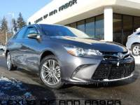 Pre Owned 2015 Toyota Camry 4dr Sdn I4 Auto SE (SE)