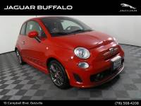 Used 2015 FIAT 500 Abarth Hatchback in Getzville, NY