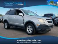 Pre-Owned 2008 Saturn VUE 4-Cyl XE SUV in Jacksonville FL