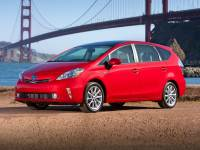 Pre-Owned 2014 Toyota Prius v Three FWD 5D Wagon