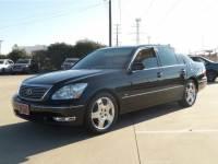 2004 LEXUS LS 430 4dr Car