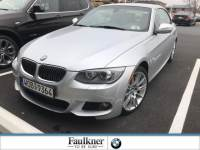 Used 2012 BMW 3 Series 335i Convertible in Lancaster PA