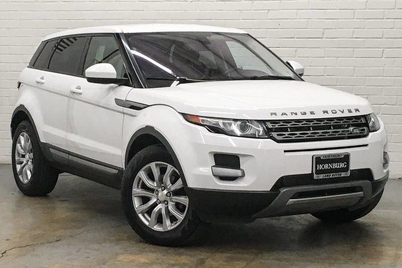 Photo Pre-Owned 2014 Land Rover Range Rover Evoque Pure With Navigation