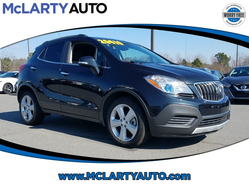 Photo Pre-Owned 2016 BUICK ENCORE FWD 4DR Front Wheel Drive Sport Utility Vehicle