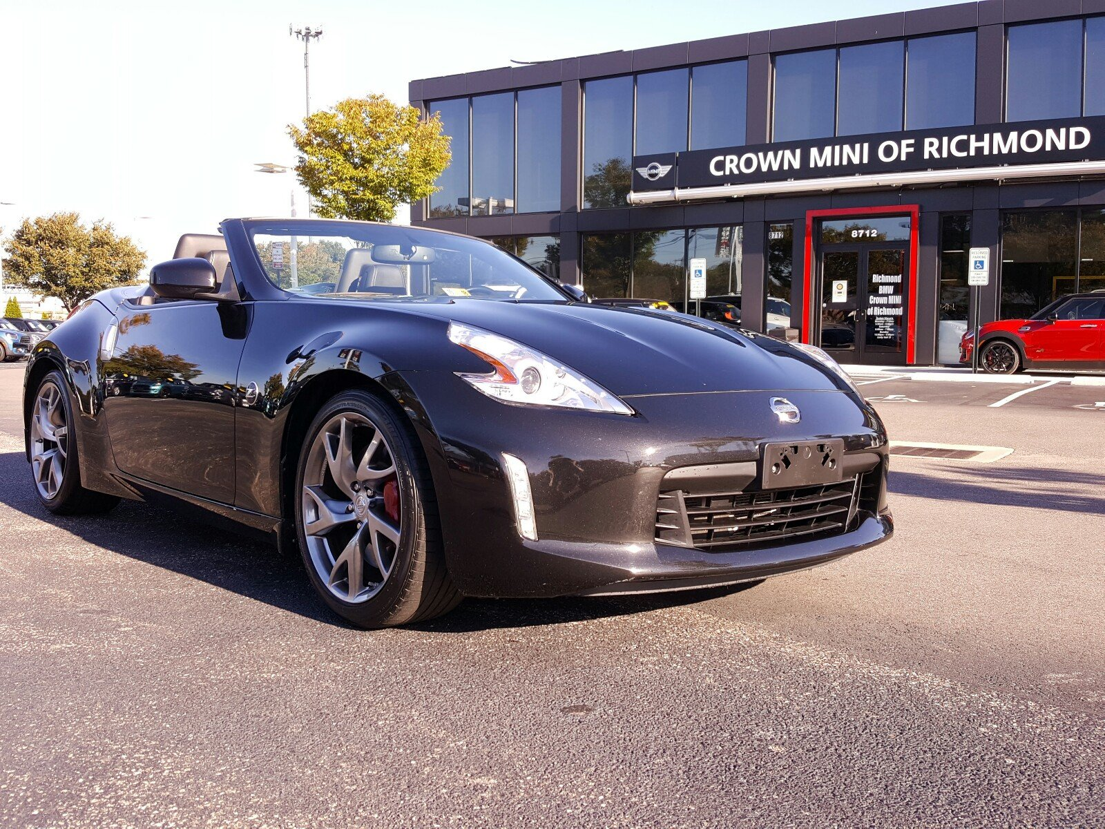 Photo Certified 2013 Nissan 370Z Touring Roadster in Greensboro NC