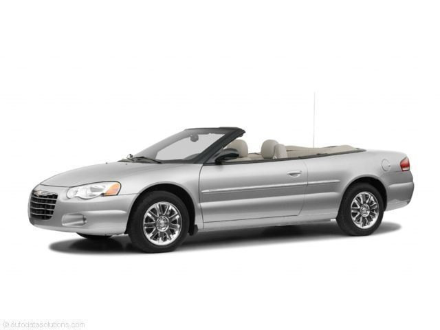 Photo Used 2005 Chrysler Sebring Touring Convertible For Sale Leesburg, FL